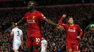 football-premier-league-liverpool-reds-record-championnat-mane-salah-klopp