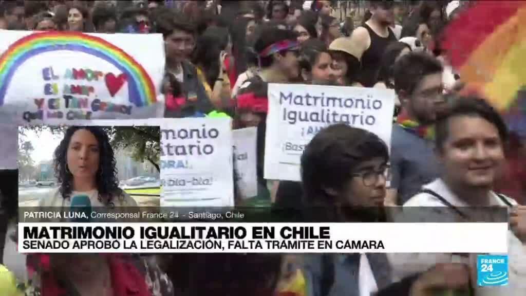 2021-07-21 22:05 Informe desde Santiago: Senado chileno aprueba legalización del matrimonio igualitario