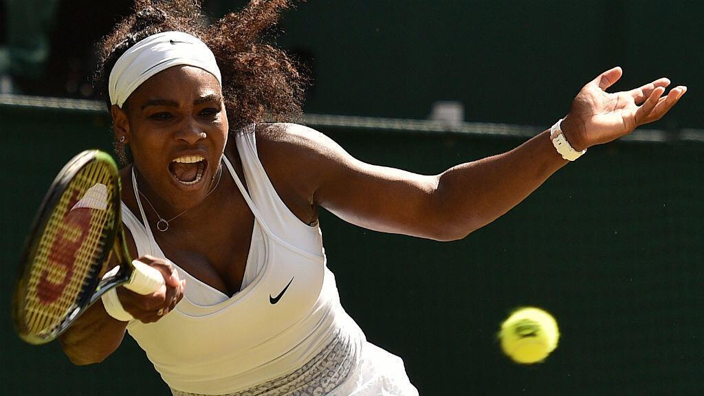 L'Américaine s'est imposée samedi en finale de Wimbledon face à l'Espagnole Garbine Muguruza.