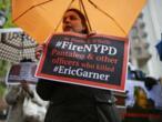 #BlackLivesMatter: renvoi du policier accusé d'avoir asphyxié Eric Garner en2014