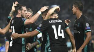 Le Real Madrid a remporté la Supercoupe d'Europe en battant Manchester United.
