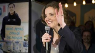 Nathalie Kosciusko-Morizet a annoncé, mardi 8 mars, sa candidature à la primaire de la droite et du centre pour la présidentielle de 2017.