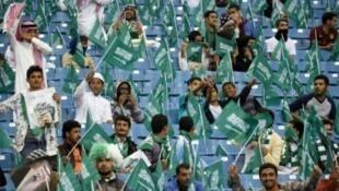 جماهير سعودية على مدرجات ملاعب كرة القدم