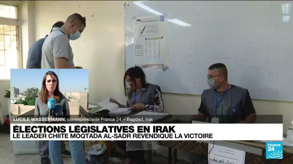 2021-10-12 10:03 Irak : les élections législatives marquées par une abstention record