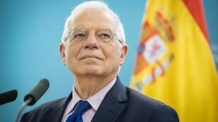 """Spain's Foreign Minister Josep Borrell has accused the White House of acting like a """"cowboy"""" over Venezuela"""