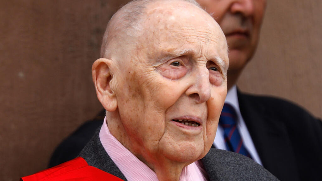 France to pay tribute to WWII resistance hero Daniel Cordier