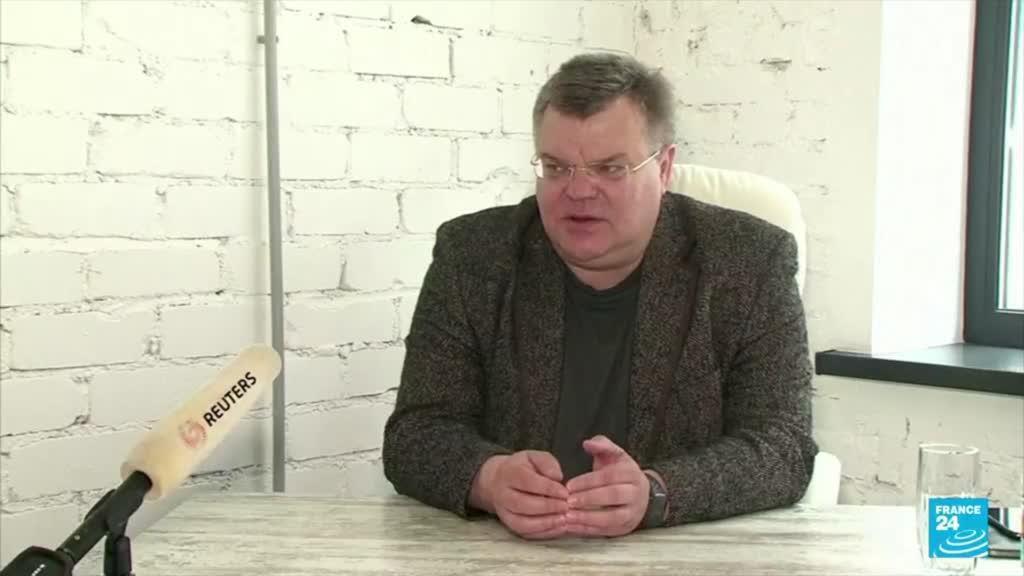 2021-07-06 18:17 Belarus' presidential hopeful gets 14-year prison sentence