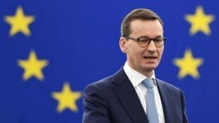"El primer ministro polaco, Mateusz Morawiecki, anunció que ""responderán"" al alto tribunal."