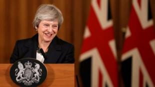 La primera ministro británica logró sortear una jornada de acontecimientos díficiles este 15 de noviembre de 2018.