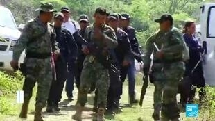 2020-09-23 08:15 Mexican soldiers may be arrested in infamous missing students case