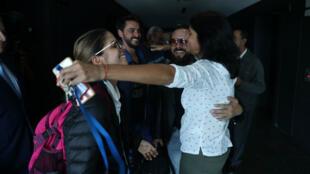 Los periodistas de la agencia EFE fueron liberados el 31 de enero de 2019. Dos de ellos fueron detenidos en las afueras del hotel donde se hospedaban. Los periodistas fueron detenidos en Venezuela mientras cubrían los acontecimientos en ese país