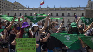 CHILE DECRIMINALISATION ABORTION DEBATE