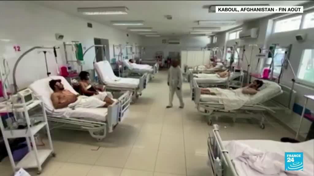 2021-09-07 12:05 Afghanistan : sur les 2 300 établissements de santé du pays, 90 % pourraient fermer cette semaine