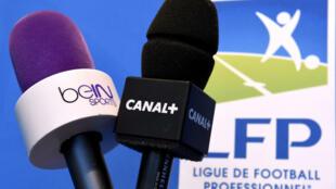Les chaînes Canal+ et beIN Sports n'ont pas participé à l'appel d'offres pour les droits TV du football français