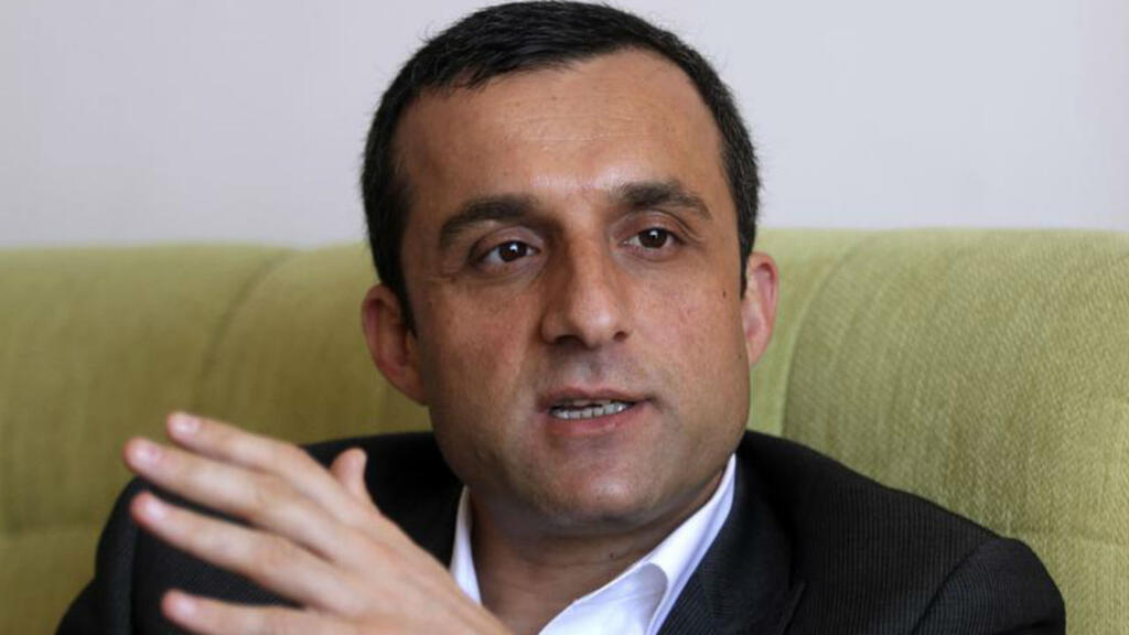 The nine lives of Amrullah Saleh, Afghanistan's former spy