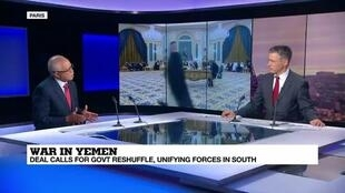 "2019-11-06 18:17 Yemen's Ambassador to France: Riyadh deal a ""step forward"""