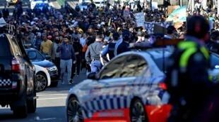 australie-manifestation-sydney-covid