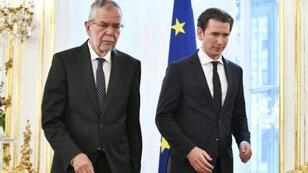 Austrian President Alexander Van der Bellen and Austrian Chancellor Sebastian Kurz have called on Germany to explain new allegations of spying by the German secret service BND