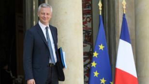 Bruno Le Maire a appelé l'Union européenne à résister aux sanctions américaines en Iran.