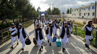 Kabul says just over 4,900 Taliban prisoners have been released so far