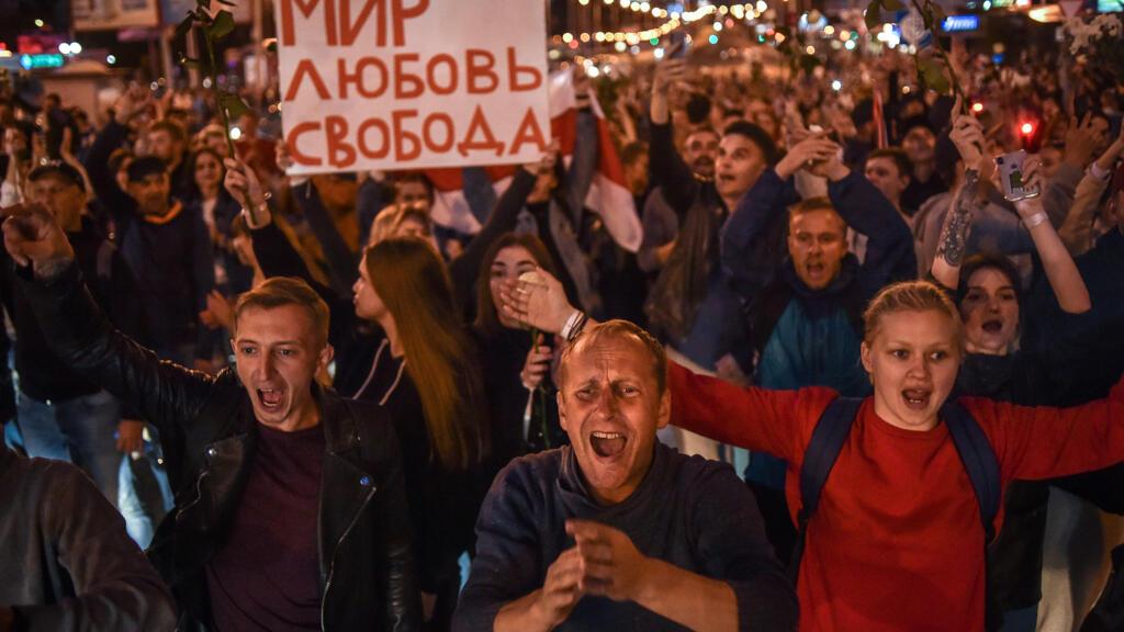 Biélorussie : le gouvernement affirme avoir libéré plus de 2 000 manifestants