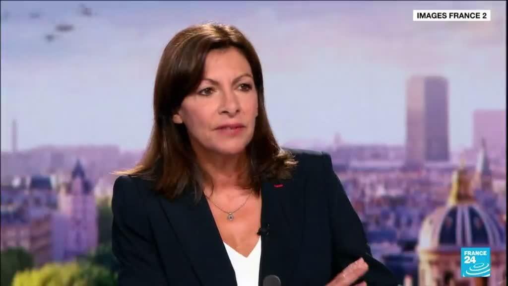 2021-09-13 10:08 France : Marine Le Pen et Anne Hidalgo se lancent dans la présidentielle