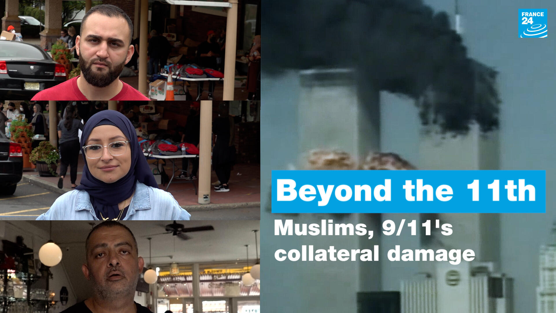 Muslim, 9/11's collateral damage