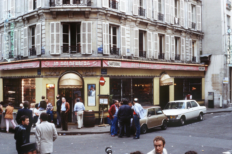 rue des rosiers attack 1982