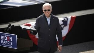 JOE BIDEN CAROLINA DEL NORTE