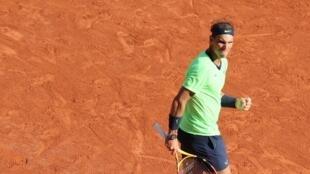 Rafael Nadal roland-garros inner