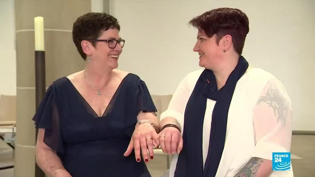 2021-05-11 09:41 German churches bless gay couples in defiance of Vatican