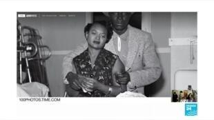 """2020-06-08 14:03 Mort de George Floyd : """"Les Etats-Unis ont toujours été confrontés aux images des Noirs violentés"""""""