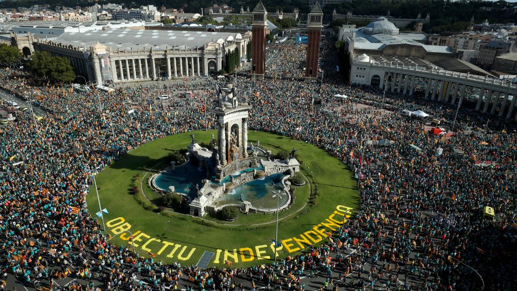La sentencia contra los líderes independentistas se conocerá la primera semana de octubre.