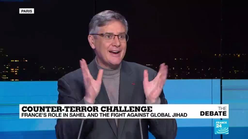 2019-12-02 19:23 You cannot 'de-radicalise' a jihadist