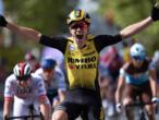 Tour de France : le Belge Wout van Aert s'impose au sprint lors de la 10e étape