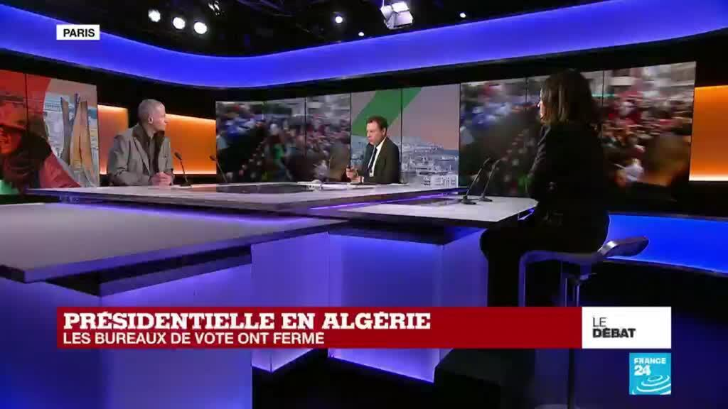 LE DEBAT - Présidentielle en Algérie: élection sous tension
