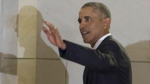 Barack Obama affiche un bilan mitigé après huit ans au pouvoir.