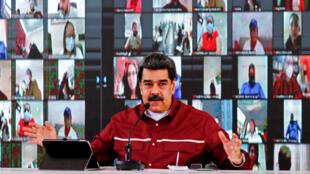 Venezuela-Madoro-oil