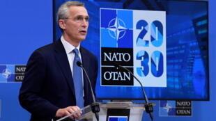 STOLTENBERG NATO AFGHANISTAN