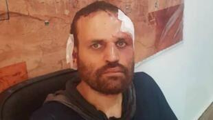 صورة هشام العشماوي أصدرتها القوات المسلحة الليبية في 8 أكتوبر/تشرين الأول 2018 بعد اعتقاله في درنة