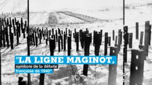 La ligne Maginot, symbole de la défaite française de 1940
