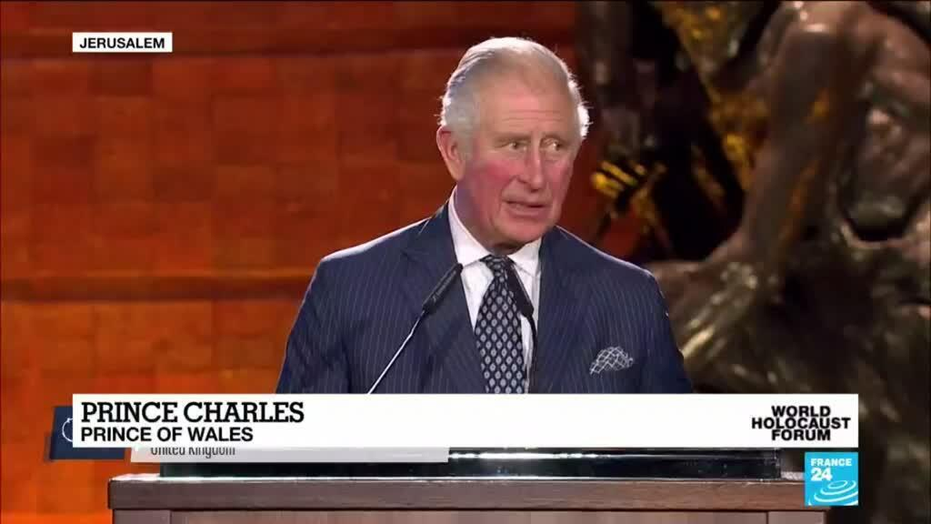 2020-01-23 15:02 Remembering the Holocaust: Prince Charles speaks