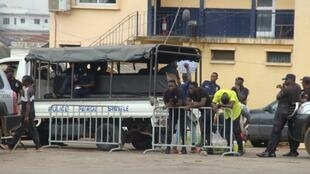 Abductions and violent crime targeting foreigners are rare in Ghana