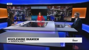 Le Débat de France 24 - mardi 23 février 2021