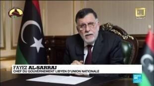 2020-09-17 10:02 Que signifie le départ du Premier ministre Fayez al-Sarraj en Libye ?