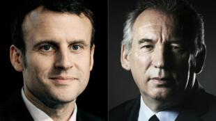 François Bayrou et Emmanuel Macron ont accepté de faire alliance, mercredi 22 février 2017, afin de faire gagner le centre à l'élection présidentielle.