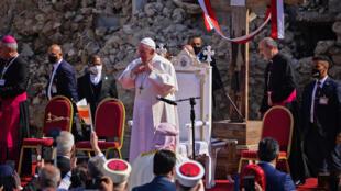 Papa Mosul