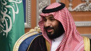 الأمير محمد بن سلمان كان قد زار بريطانيا والولايات المتحدة قبل فرنسا.