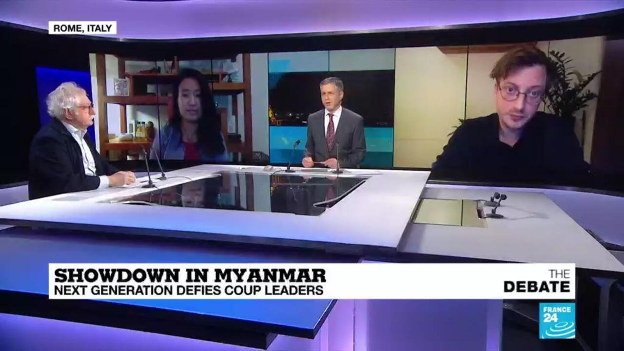 The Debate – Showdown in Myanmar: Subsequent era defies coup leaders