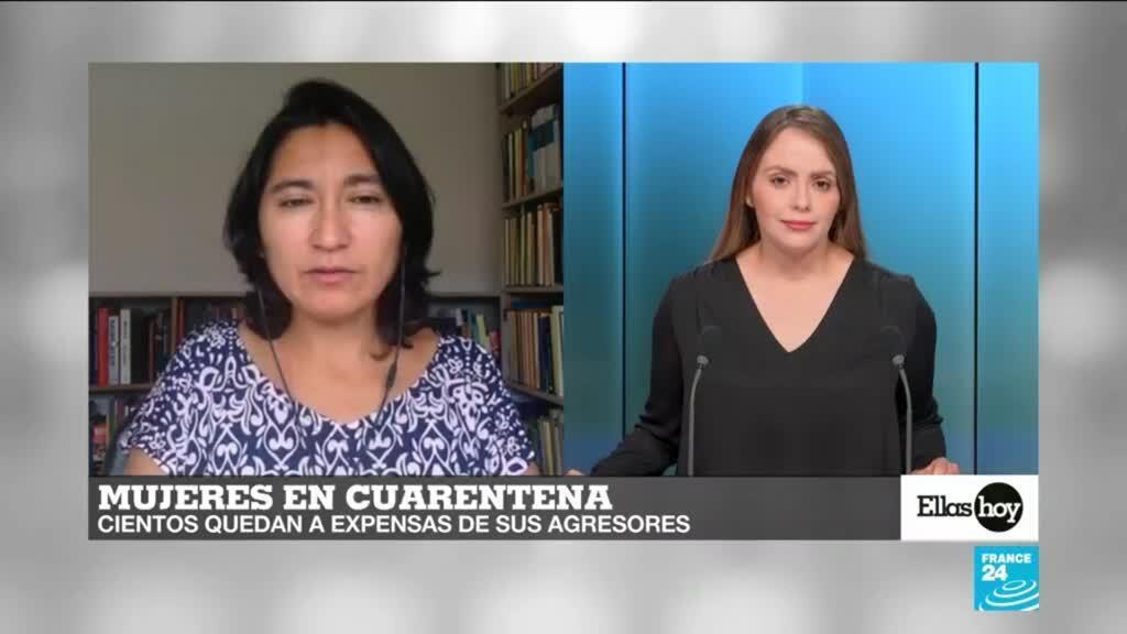 Ellas Hoy mujeres violencia cuarentena